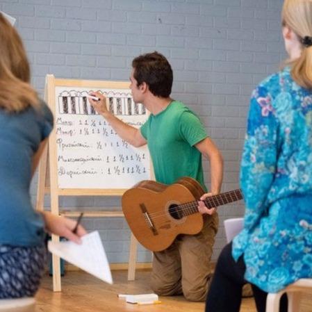 Уроки укулеле для взрослых и детей